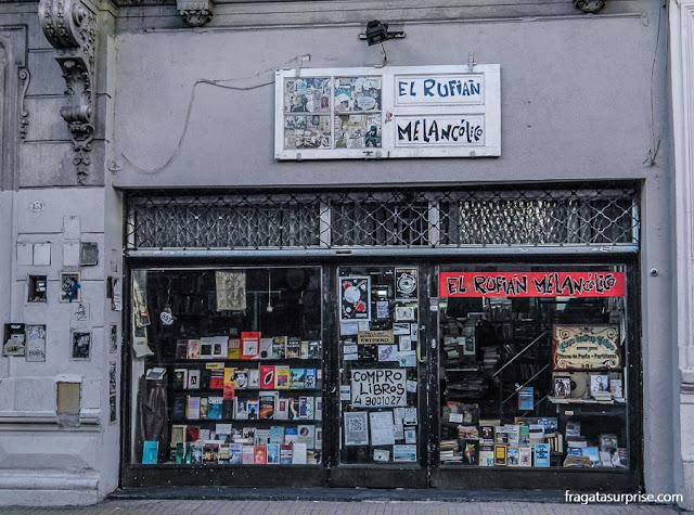 Livraria El Rufián Melancólico, Buenos Aires