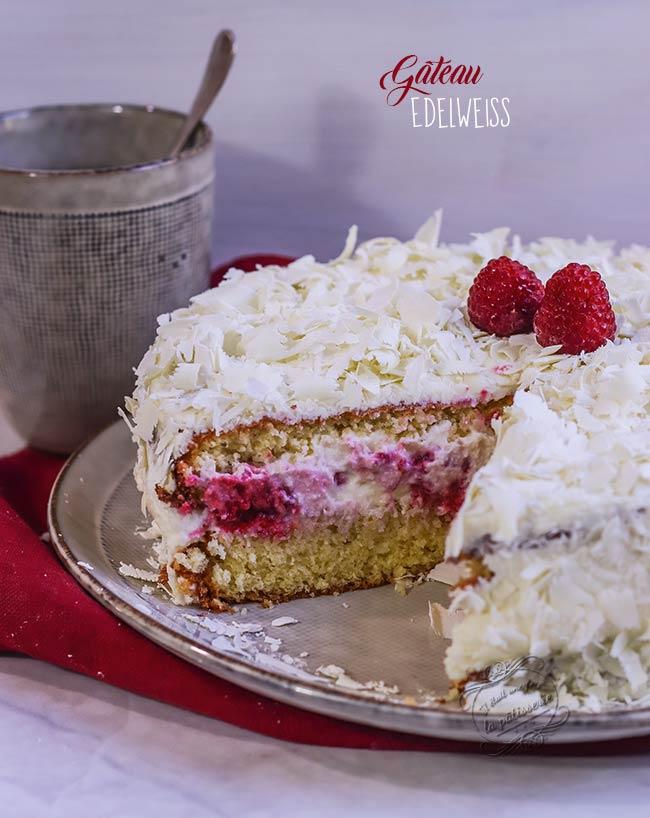 edelweiss le meilleur pâtissier