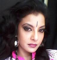 Papiya Sengupta Pemeran Rajmata Moora di drama India Candra Nandini ANTV