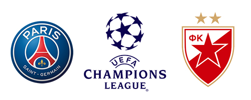 مشاهدة مباراة باريس سان جيرمان والنجم الأحمر بث مباشر