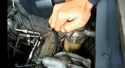 Cara mengatasi mogok pada mesin diesel