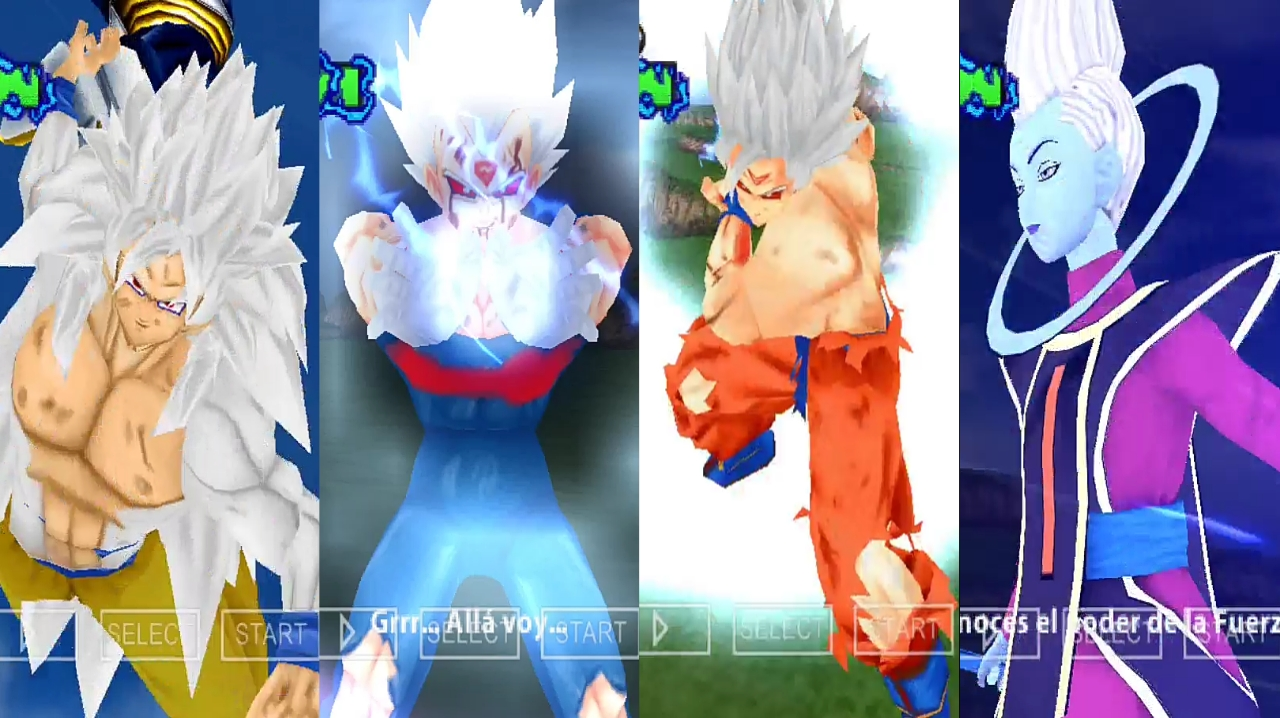 Dragon Ball Super Angels Power