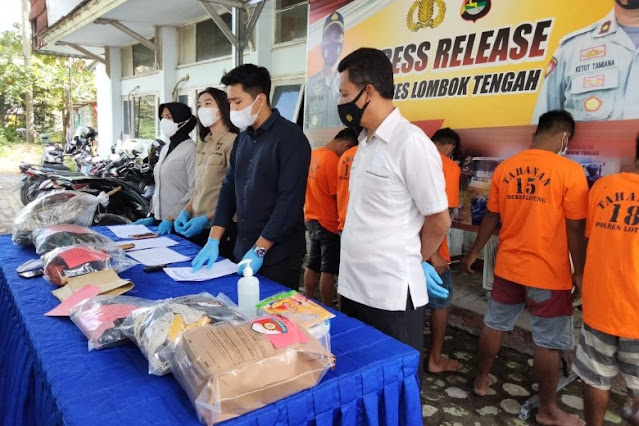 3 pemuda Loteng hamili gadis bawah umur terancam 15 tahun penjara