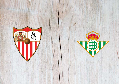 Sevilla vs Real Betis -Highlights 11 June 2020