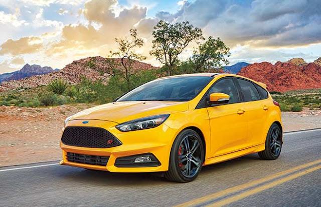 Ford Focus đã và đang thu hút sự quan tâm lượng lớn người tiêu dùng hạng trung!