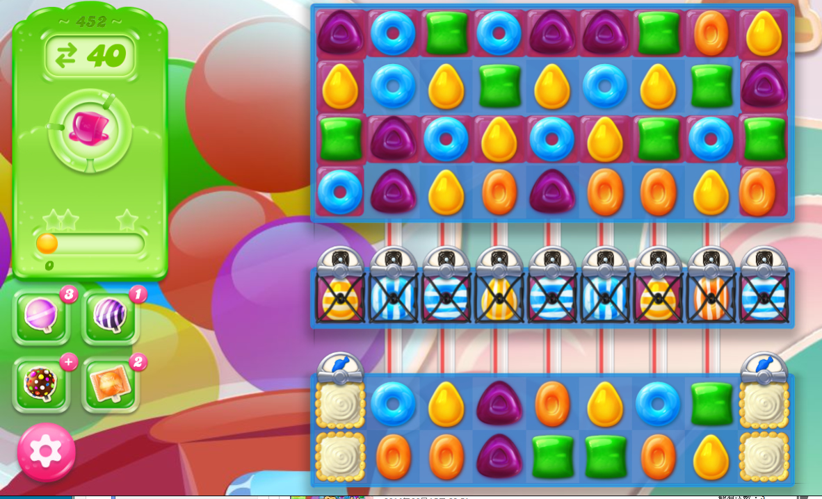 Candy Crush Jelly Saga 452