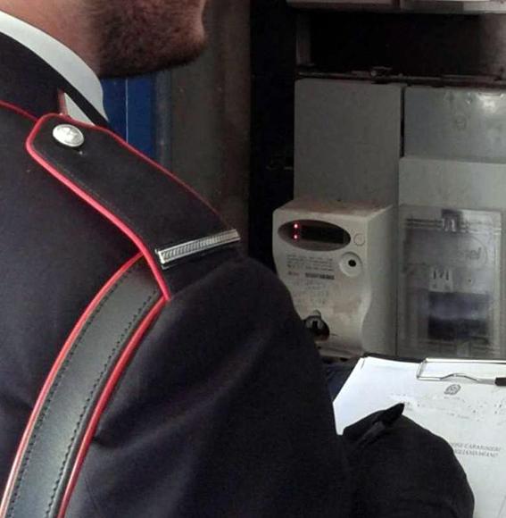 Rubava energia elettrica da cinque anni. Noto ristoratore di Monte Sant'Angelo stanato dai locali Carabinieri. Lo Stato c'è ed è in divisa