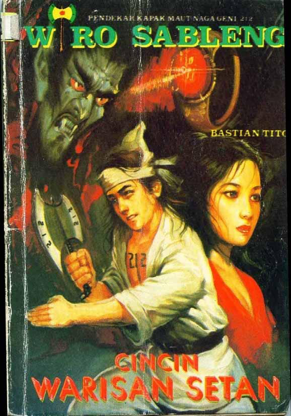 Wiro Sableng-023-Cincin Warisan Setan