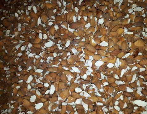 Broken Almond Business Idea - Broken Almonds