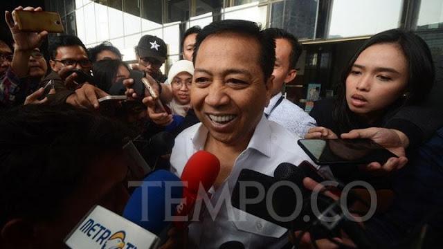 Setnov Benarkan Uang Suap PLTU Riau-1 Mengalir ke Munaslub Golkar