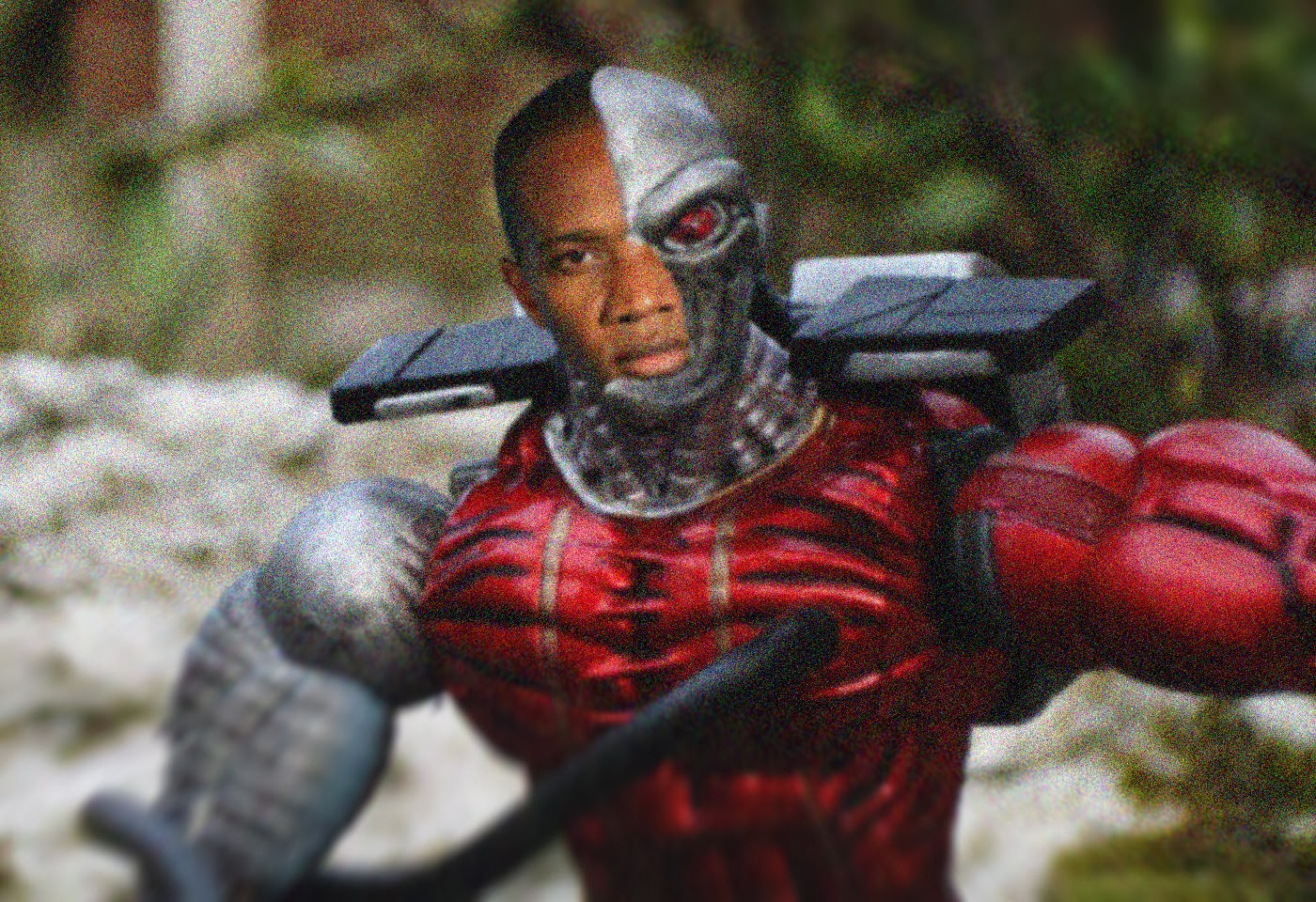 SHIELD LEaked Deathlok Firstlook