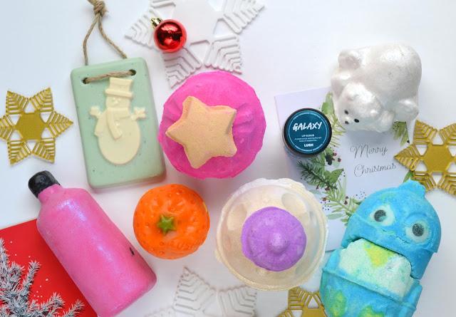 Lush Christmas Collection