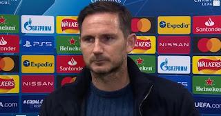 Frank Lampard reveals decision to start Callum Hudson-Odoi in Chelsea win over Sevilla