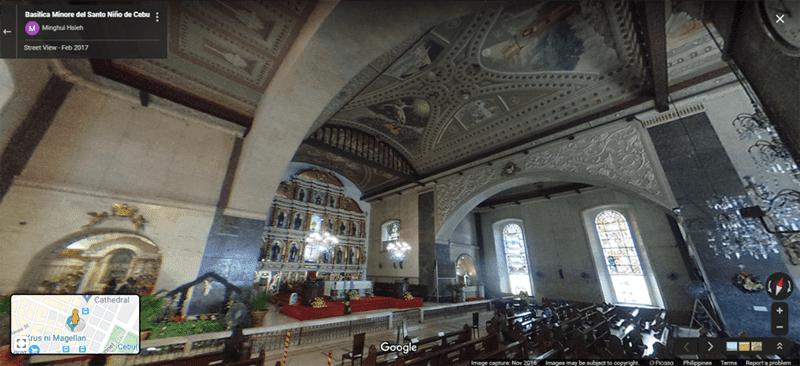 Basílica Menor del Santo Niño, Cebu