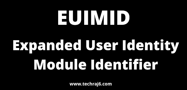 EUIMID full form, What is the full form of EUIMID