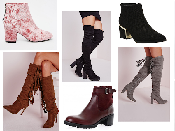 Wishlist | AW15 Boots