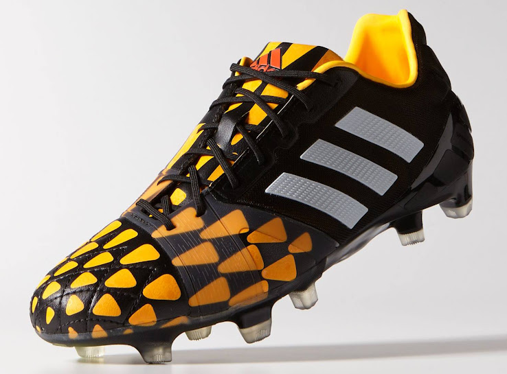 Contratista Mitones Canciones infantiles  Black / Yellow Adidas Nitrocharge 14-15 Boot Released - Footy Headlines
