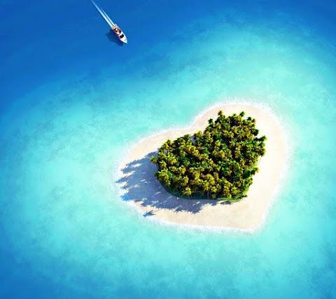 Đường Đến Hòn Đảo Trái Tim