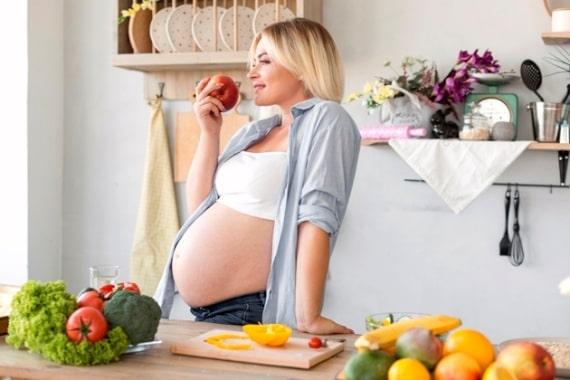 Alimentação saudável para grávidas - Dicas da nutricionista