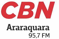 Rádio CBN FM 95,7 de Araraquara SP