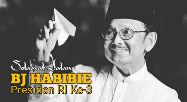 Pesan Terakhir BJ Habibie Presiden RI Ke-3 Sebelum Wafat