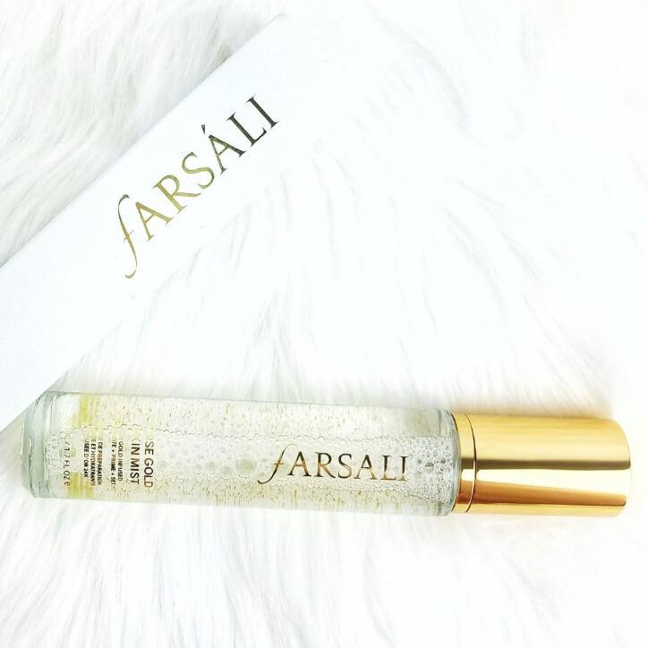 Unboxing My November BoxyCharm | Stellar Edition Farsali Rose Gold Skin Mist