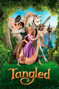 Tangled 2010 Dual audio 720p BlueRay (English/Hindi)