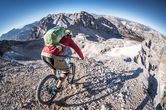 Biketour Monte Ciaval Bozen Trail Track GPS