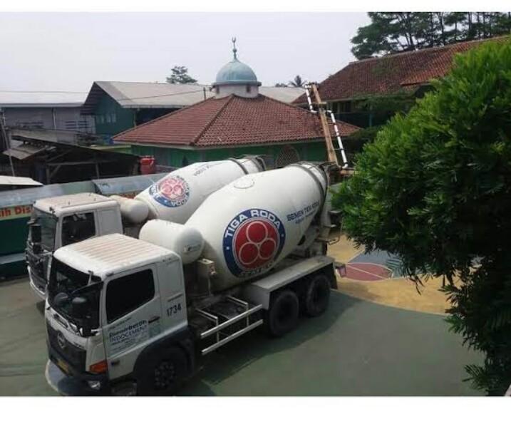 beton cor harga yang murah