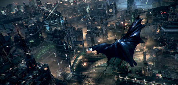 Batman: Arkham Knight Gameplay Trailer