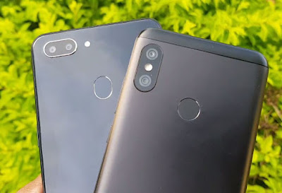 Realme 2 vs Xiaomi Redmi 6 Pro Camera Comparison