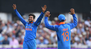 Rohit Sharma 137 - Kuldeep Yadav 6-25 - England vs India 1st ODI 2018 Highlights
