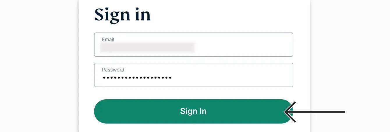 حساب Expressvpn انقر فوق تسجيل الدخول