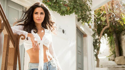 Katrina Kaif Hot HD Picture In Tiger Zinda Hai 2017