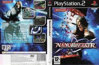 Cheat Game Nano Breaker PS2