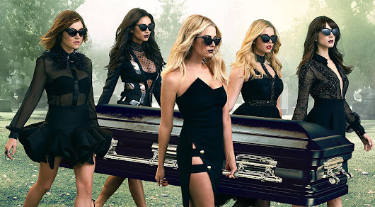 A 7º Temporada de Pretty Little Liars