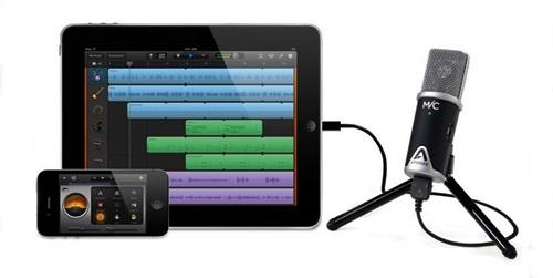 Microphone Eksternal Untuk Android Apogee Mic