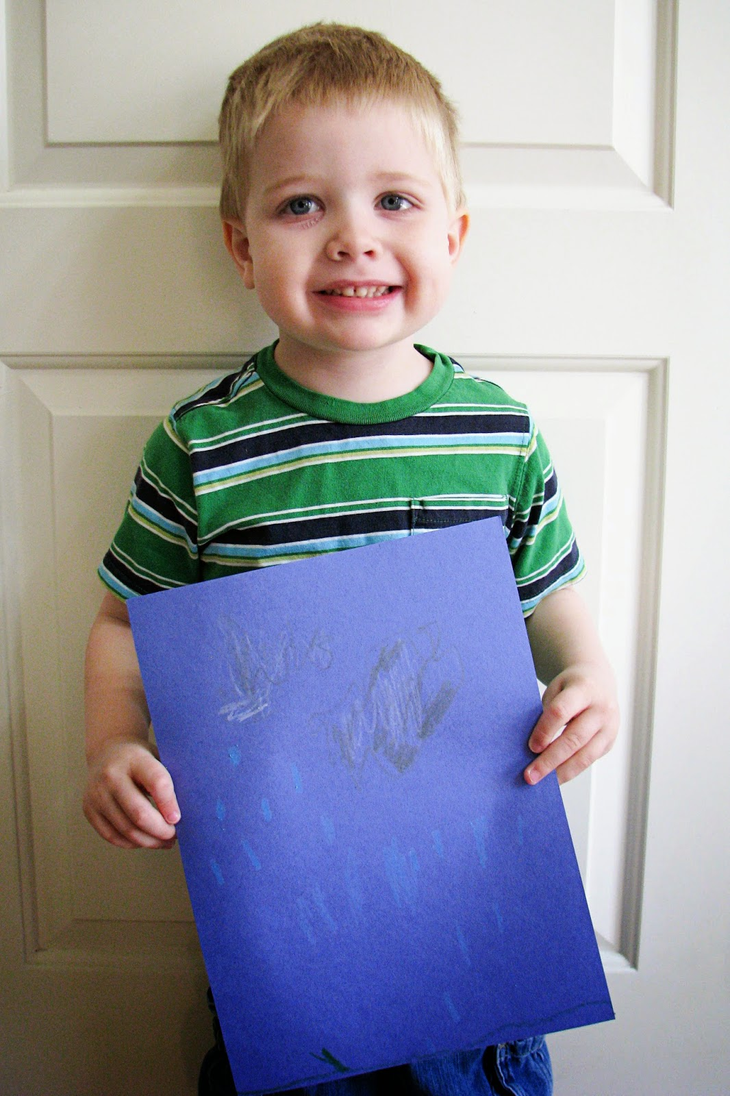 Mommy S Little Helper Rain Preschool Theme