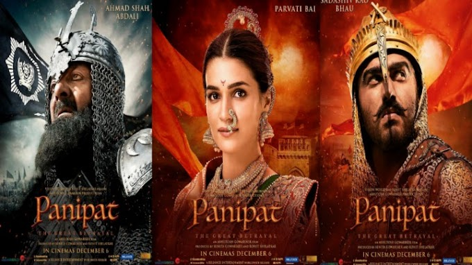 Hindi Bollywood Panipat Movie 2019 Review's | Panipat Trailer | Panipat Full Movie | Panipat Movie Posters