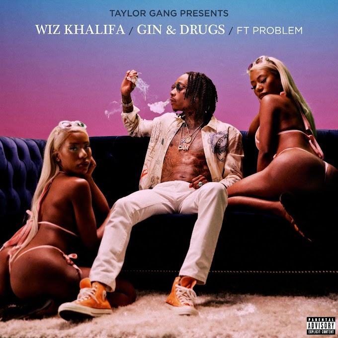 Wiz Khalifa - Gin & Drugs (feat. Problem) - Single [iTunes Plus M4A]