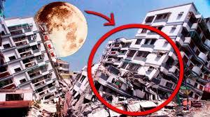 Geólogos indican que la luna llena provoca grande terremotos en el mundo.