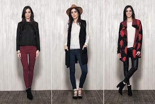 Núcleo Moda otoño invierno 2016 moda mujer.