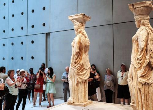 Το Μουσείο Ακρόπολης γιορτάζει την 25η Μαρτίου με ελεύθερη είσοδο