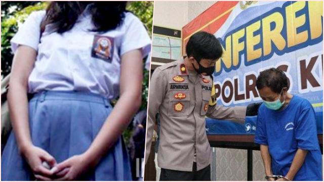 Niat Gugurkan Kandungan, Gadis SMA Ditiduri Dukun, Modus sebagai Ritual Pemindahan Janin