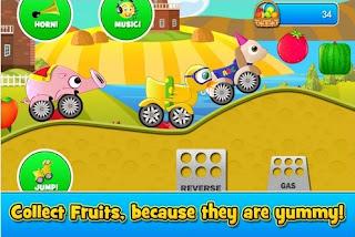 Animal Cars Kids Racing Game Android