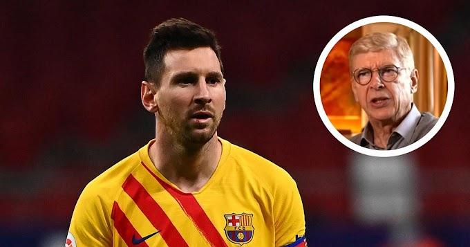 Arsene Wenger sends Lionel Messi warning to PSG after Neymar's bombshell