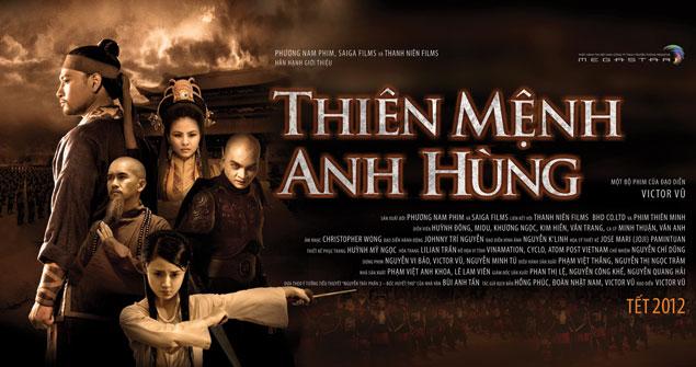 lịch sử việt nam, yêu sử việt, phim lịch sử, phim cổ trang