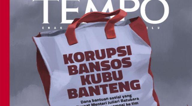 Investigasi Tempo Ungkap: Upeti Bansos untuk Tim Banteng, Juliari Batubara Sempat Temui Jokowi