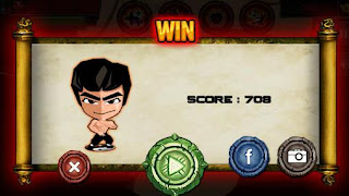 download Game Android: Bruce Lee - King of kung-fu 2015 .apk