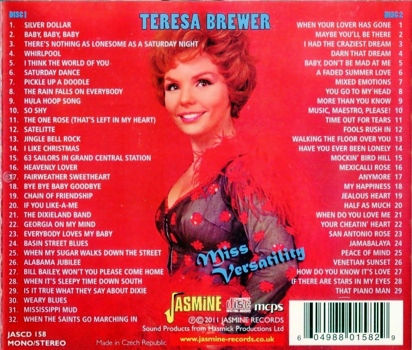 Teresa Brewer - Teresa Brewer